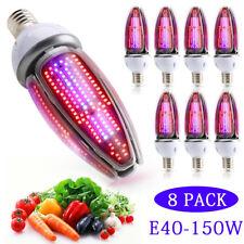 Vollspektrum 150W E40 LED Wachsen Glühbirne IP65 Wasserdicht  für Gewächshaus