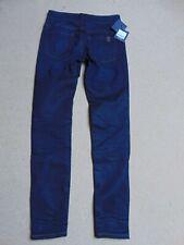 "Mesdames Notify Jeans bleu foncé skinny slim Taille 26""W Taille 30""L BNWT Neuf"
