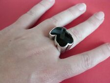 Anillo Tous Color Oso Onix