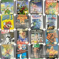17x Nintendo NES Retro Spiele Sammlung! Teenage Mutant Ninja Turtles+II+III mehr