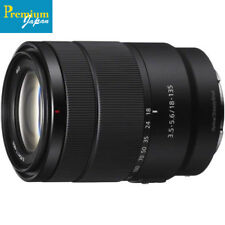 Sony SEL18135 E18-135mm F3.5-5.6 E-Mount APS-C Lens Japan Domestic Version New