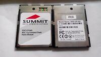 Summit SDC-CF10G Compact Flash Radio module 802.11G WARRANTY wireless wifi