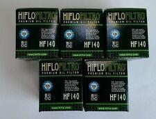 GAS GAS EC250 F (2012 to 2013) HIFLOFILTRO FILTRO DE ACEITE (HF140) X 5 Pack