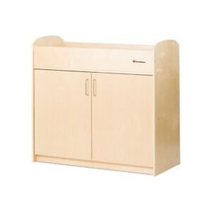 Foundations Serenity® Baby Changing Table for childcare centers & daycares