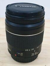 Canon EF 28-80mm 1:3.5-5.6 II Lens for Canon EOS DSLR SLR