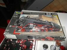 ANCIENNE MAQUETTE  locomotive BR 02  REVELL  1/87