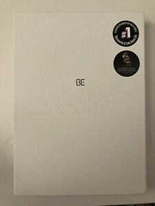 BTS BE essential edition album - Unsealed, without random photocard