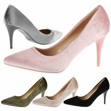 Women's Slip On Stilettos