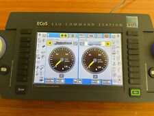 More details for esu ecos ii command station train controller. full colour