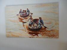 More details for postcard  -p9a6  the beggars of wu-hu tuck  yangtse hong kong h g gandy