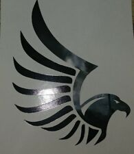 Decal/Sticker for Cooler Cup Tribal Eagle/Dawning Wolf print