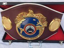 WBO World Boxing Replica Belt Adult with Free BOX