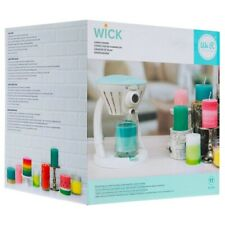 WICK CANDLE MAKER KIT 19 PIECE WE R memory keepers