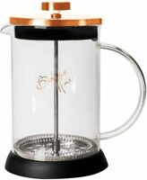 Berlinger Haus Metallic Coffee and Tea Plunger 350ml Small Rose gold
