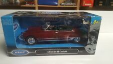 Citroën DS 19 Cabriolet Welly - 1/24