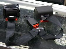 M923A2 ROPS CAB TRUCK GLOBAL GSS USSC COBRA 9110 AIR RIDE SEAT BELT & RETRACTORS