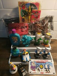 Arby's Kids Meal Toy Lot of 14 90's & 2000's