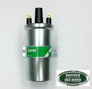 RTC5628 - LAND ROVER IGNITION COIL - DISCOVERY RANGE ROVER CLASSIC - LUCAS