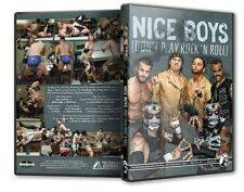 Pro Wrestling Guerrilla - Nice Boys Dont Play Rock n Roll DVD, Young Bucks OI4K