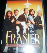 Frasier The Complete Third Season 3 (Australia Region 4) 4 DVD - New