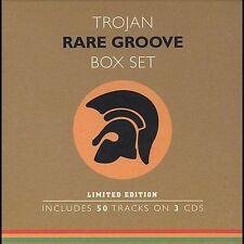Trojan Box Set: Rare Groove, Various Artists, , Very Good Box set, Limited Editi