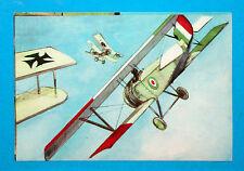 CRONISTORIA MONDIALE Folgore '65-Figurina-Sticker n.28-FRAN. BARACCA 1918-Rec