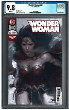 WONDER WOMAN #51 CGC 9.8 (9/18) DC white pages