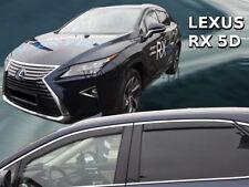 GGL1 GYL1 Facelift 2012 Windabweiser für Lexus RX 350h AGL1 Steilheck Gelän