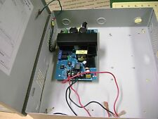 ALTRONIX AL400ULX POWER SUPPLY  12/24 VDC WITH ENCLOSURE AND 1 KEY