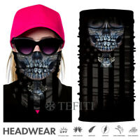NEW Hunting Face Mask Sun Mask Balaclava Neck Gaiter Fishing Headwear UV