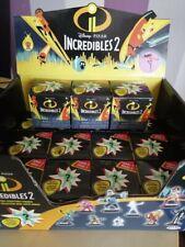 Disney Incredibles 2 series 2 4x Figure Mystery Blind Box