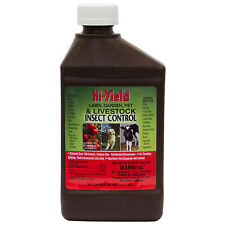 Vegetable Fruit Nut Shrub Insect Spray Pet Livestock Insect Control Spray 1 Pint