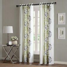 "*Madison Park Kramer Grommet Curtain Window Panel Drapery 50""Wx84""L NEW"