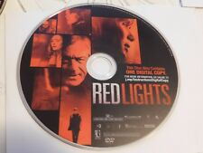 Red Lights (DVD, 2012)Disc Only 38-279