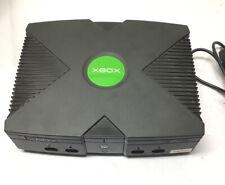 Original Microsoft Xbox Console Tested
