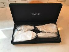 Towle Silverplate Serving Set Spatula and Pasta Fork in Box New