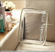 *NEWEST ARRIVAL LARGE TRANSPARENT COSMETIC MAKEUP BAG *PROMOTIONAL VIP EDITION