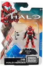 Halo Series 1 Spartan Vale Halo Heroes DKW65 23pcs Rare New in Box