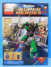 Lego 6862 Superman vs Power Armor Lex Luthor ~ Wonder Woman 207 pcs New