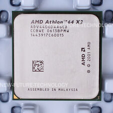 AMD Athlon 64 X2 4400+ (ADV4400DAA6CD) CPU 1000 MHz 2.2 GHz Socket 939 100% Work