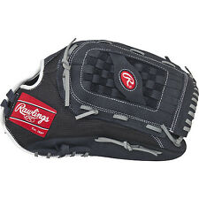 """Rawlings Renegade baseball glove 15"""" outfield softball leather RHT slowpitch new"""