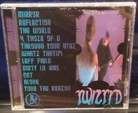 Twiztid - Mirror Mirror CD 2nd Press Psy-4010 Variant insane clown posse icp abk