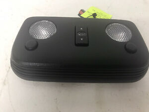 2005 - 2009 FORD MUSTANG GT CONVERTIBLE DOME LIGHT  INTERIOR BLACK OEM FACTORY