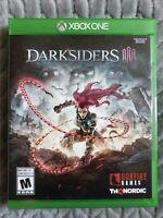 Darksiders III 3 (Microsoft Xbox One, 2018)  Brand New SUPER FAST SHIP!