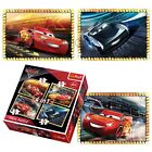 Trefl 4 In 1 35 + 48 + 54 + 70 Piece Boys Kid Disney Pixar Cars 3 Jigsaw Puzzle