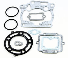 KAWASAKI KX125 KX 125 ENGINE TOP END GASKET KIT 95-97,HEAD,BASE,REED,EXHAUST