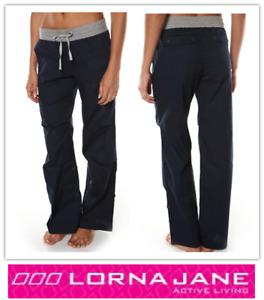 LORNA JANE Flashdance Full Lengh Pants - Running Gym Yoga Active Wear - BNWT