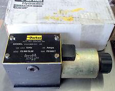 Parker D3W26BVDC-30 5000 PSI Directional Control Valve NIB
