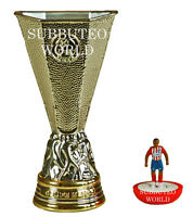 UEFA EUROPA LEAGUE TROPHY. OFFICIAL LICENSED PRODUCT. SUBBUTEO SOCCER. 80mm.