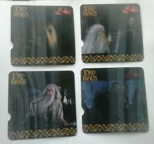 "LORD OF THE RINGS "" MOTION"" CARDS SET FROM NESTLE CEREAL"